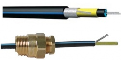 Саморегулирующийся нагревательный кабель Nexans DEFROST WATER 40 Вт/м