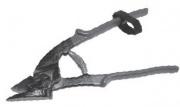 Ножницы для резки ленты CIS (НИЛЕД)