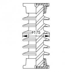 Изолятор ИОС-35-500-01 УХЛ1