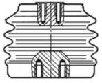 Изолятор ИОР-10-20 УХЛ2